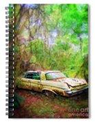 Chrysler Imperial Spiral Notebook