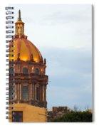 Church Of San Rafael Spiral Notebook