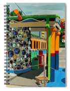 Chuy's Spiral Notebook