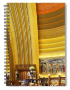 Cincinnati Museum Center At Union Terminal 0018 Spiral Notebook