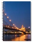 Cincinnati, Ohio Spiral Notebook