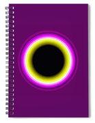 Circle Motif 143 Spiral Notebook