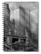 City - Chicago Il - Continuing A Legacy Spiral Notebook