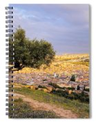 Cityscape Of Fes In Morocco Spiral Notebook