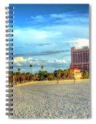 Clearwater Beach Spiral Notebook