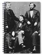 Clement Vallandigham (1820-1871) Spiral Notebook