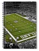 Cleveland Browns Stadium Spiral Notebook