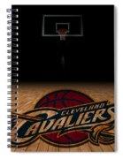 Cleveland Cavaliers Spiral Notebook