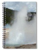 Cliff Geyser Spiral Notebook