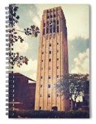 Clock Tower Spiral Notebook