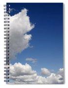 Cloudscape Spiral Notebook