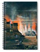 Coalbrookdale Spiral Notebook