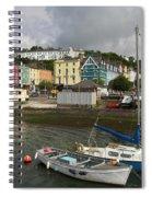 Cobh Town In Ireland Spiral Notebook
