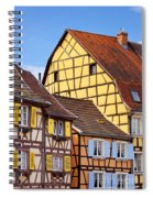 Colmar - Alsace Spiral Notebook
