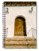 Colonial Door Spiral Notebook