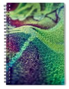 Colored Spiral Notebook