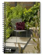 Come Sit Awhile Spiral Notebook