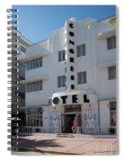 Congress Hotel Spiral Notebook