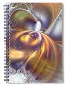 First Contact Spiral Notebook