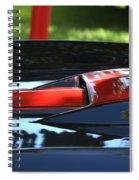 Corvette Torch Spiral Notebook