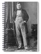 Count Walewski (1810-1868) Spiral Notebook