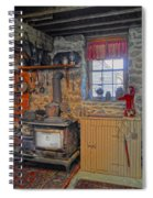 Country Kitchen Spiral Notebook