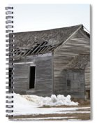 Country School Spiral Notebook