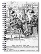 Country Store, 1894 Spiral Notebook