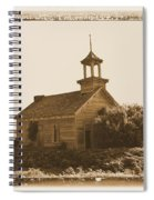 County School No. 66 Spiral Notebook