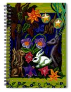 Creatures Of The Realm Spiral Notebook