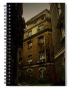 Crime Alley Spiral Notebook