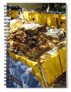 Cuban Refugee Boat 5 Spiral Notebook