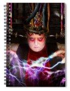 Cyberpunk - Mad Skills Spiral Notebook
