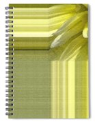 Dahlia Named Canary Fubuki Spiral Notebook