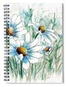 Daisy Patch Spiral Notebook