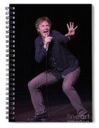 Dana Carvey Spiral Notebook