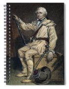 Daniel Morgan (1736-1802) Spiral Notebook