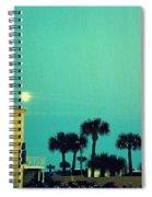 Daytona Bike Week Spiral Notebook