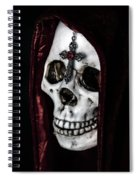 Dead Knight Spiral Notebook