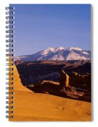 Delicate Arch, Arches National Park Spiral Notebook