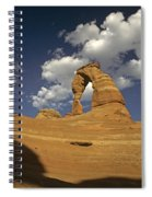 Delicate Arch Spiral Notebook