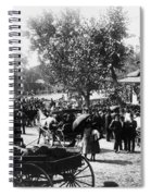Denver: Healer, 1895 Spiral Notebook