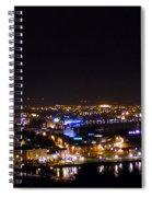 Derry At Night Spiral Notebook
