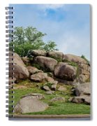 Devil's Den Pan Spiral Notebook