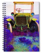 Diamond T Touring Car C.1911 Ghost Town South Pass City Wyoming 1971-2009 Spiral Notebook