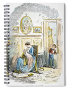 Dickens: David Copperfield Spiral Notebook