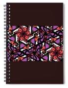 Digi-flora Spiral Notebook