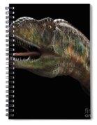 Dinosaur Aucasaurus Spiral Notebook