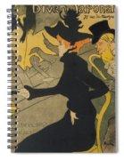 Divan Japonais Spiral Notebook