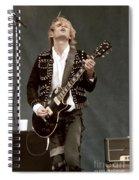 Divinyls Spiral Notebook